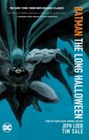 BATMAN THE LONG HALLOWEEN TP